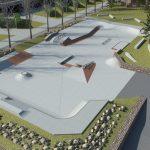 Skatepark Saarbrücken – Design